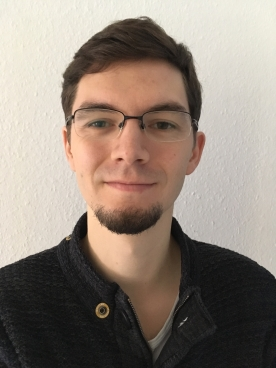 Marvin Seifert - PhD student (/w Daniel Osorio)