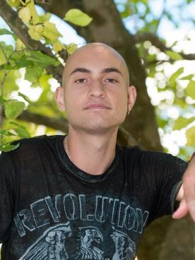 John Bear - PhD student (/w Julie Semmelhack, HKUST)