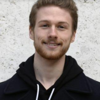 Tom Hagley - PhD student